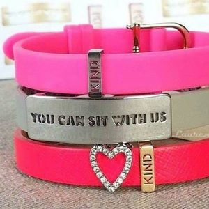 Keep Collective Pink Silicone Single Band Keeper